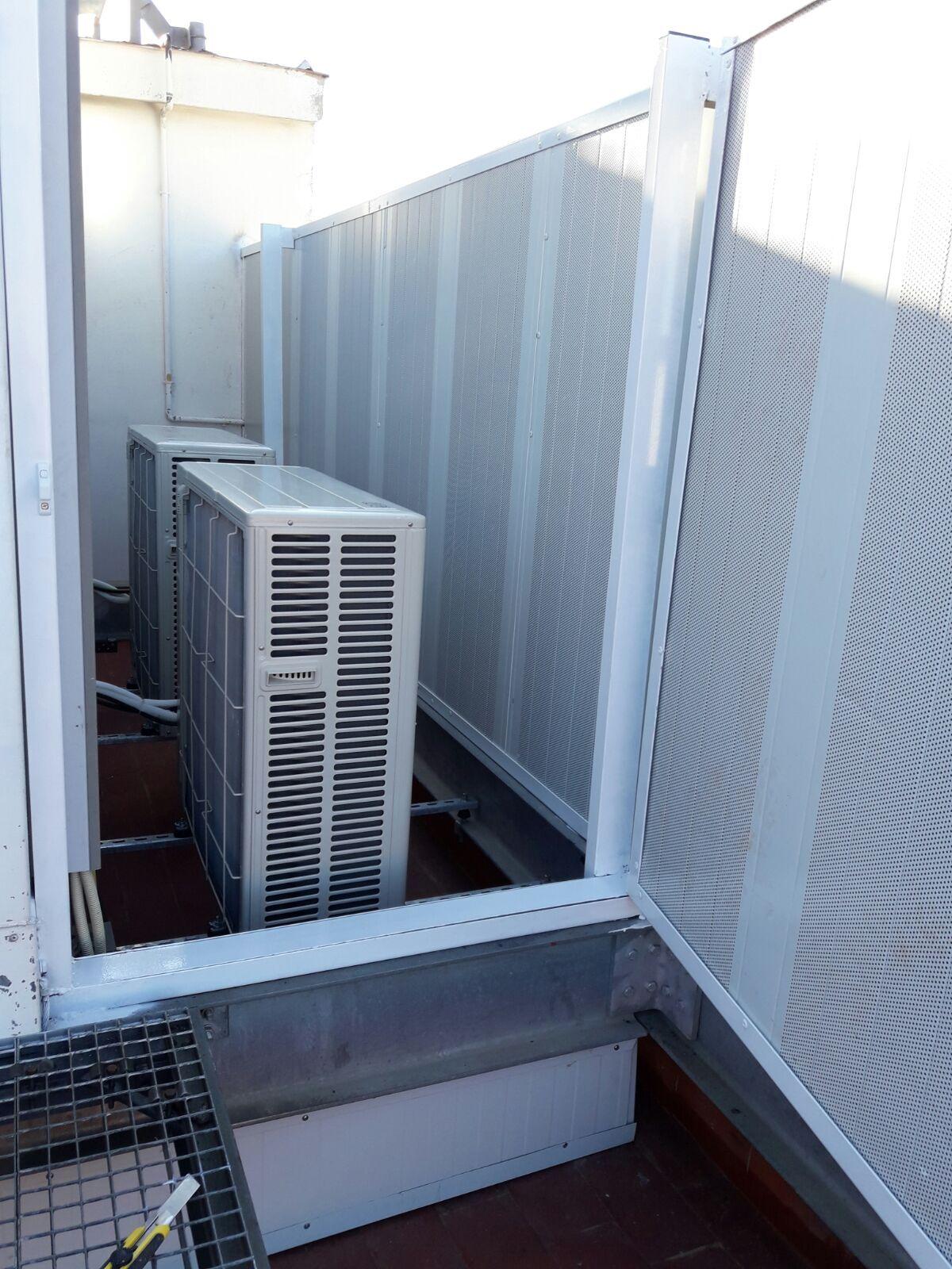 Foto 79 de Aislamientos acústicos y térmicos en Almería | Acoustic Drywall