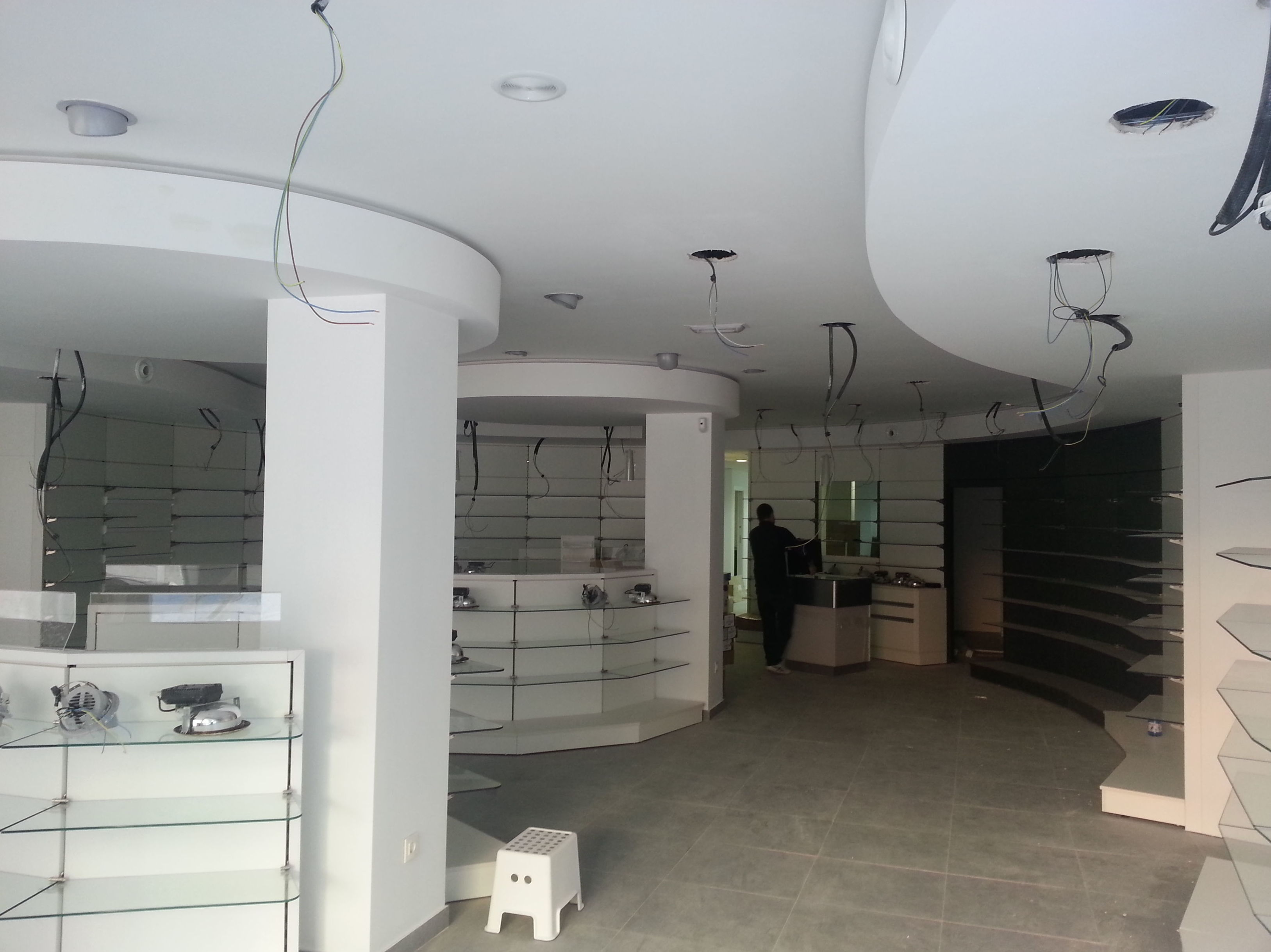 Foto 154 de Aislamientos acústicos y térmicos en Almería | Acoustic Drywall