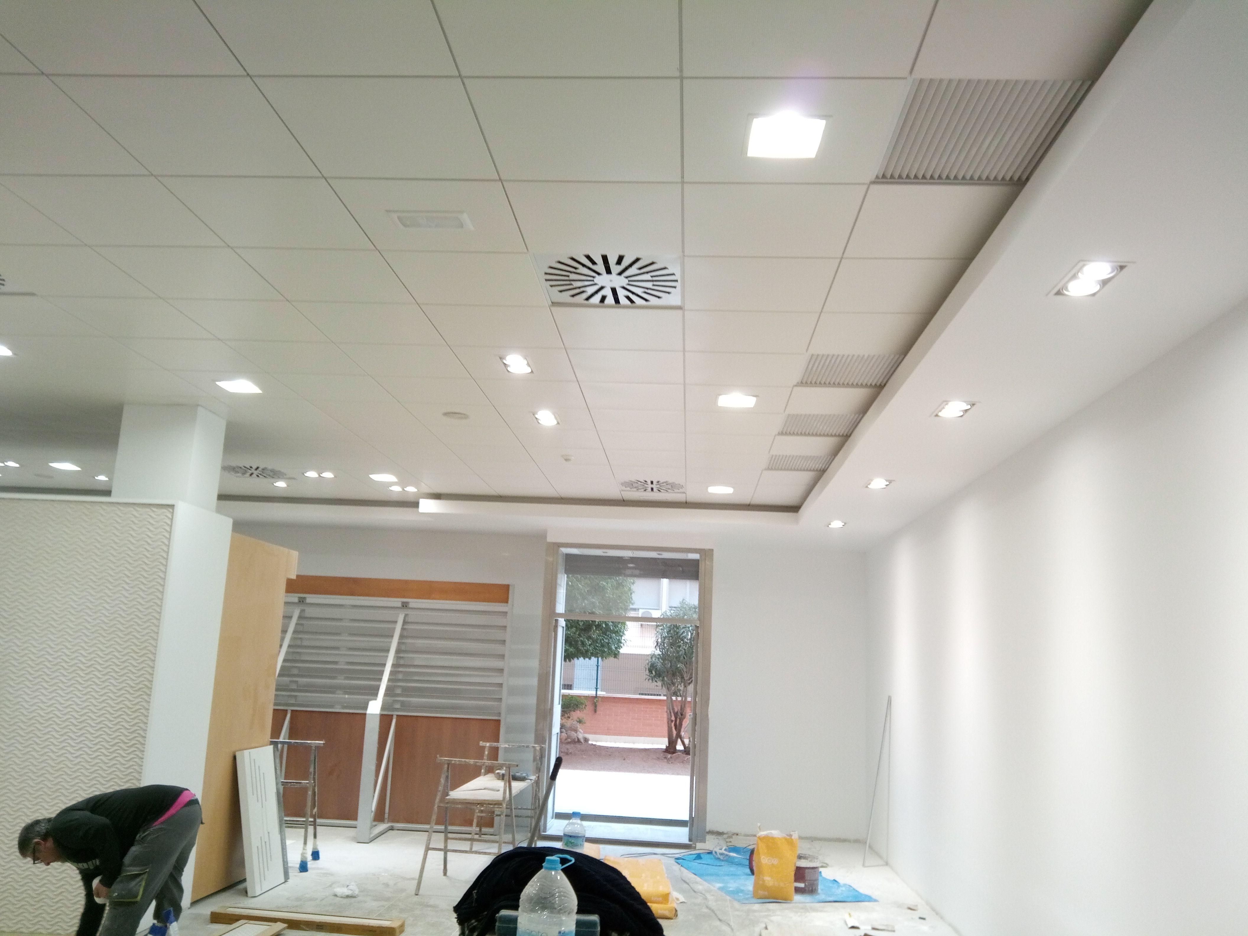 Foto 56 de Aislamientos acústicos y térmicos en Almería | Acoustic Drywall