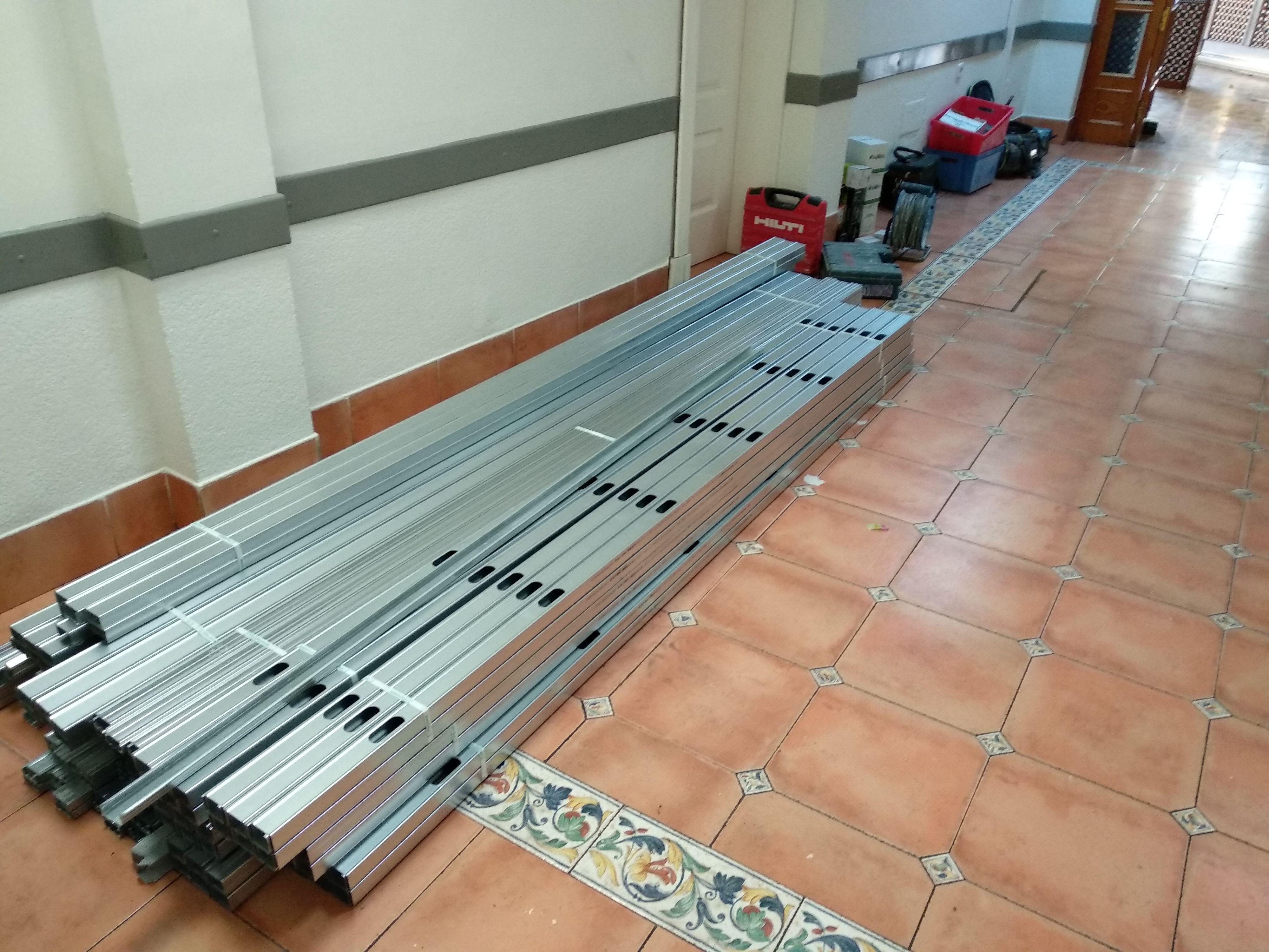 Foto 37 de Aislamientos acústicos y térmicos en Almería | Acoustic Drywall