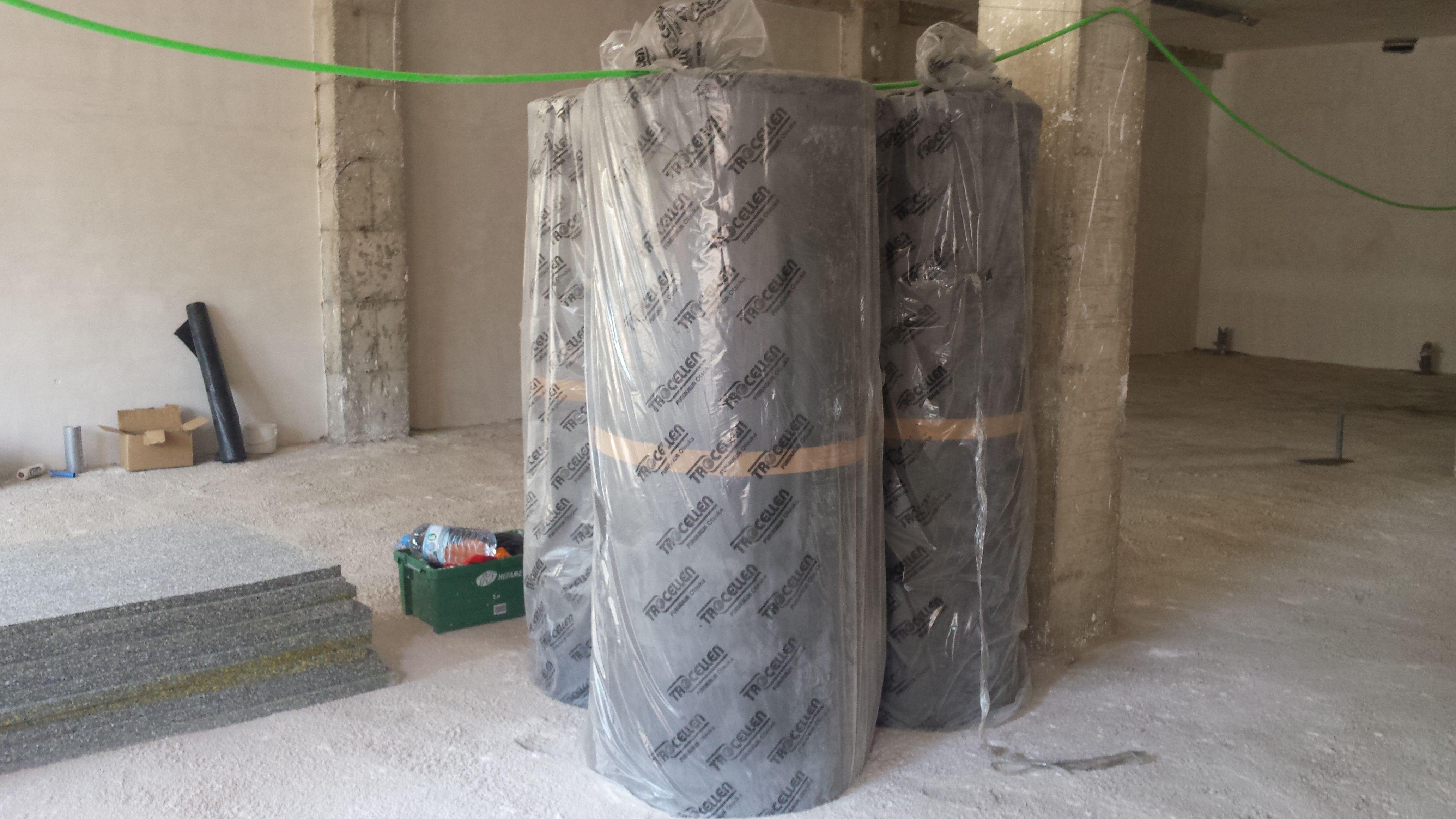 Foto 124 de Aislamientos acústicos y térmicos en Almería | Acoustic Drywall