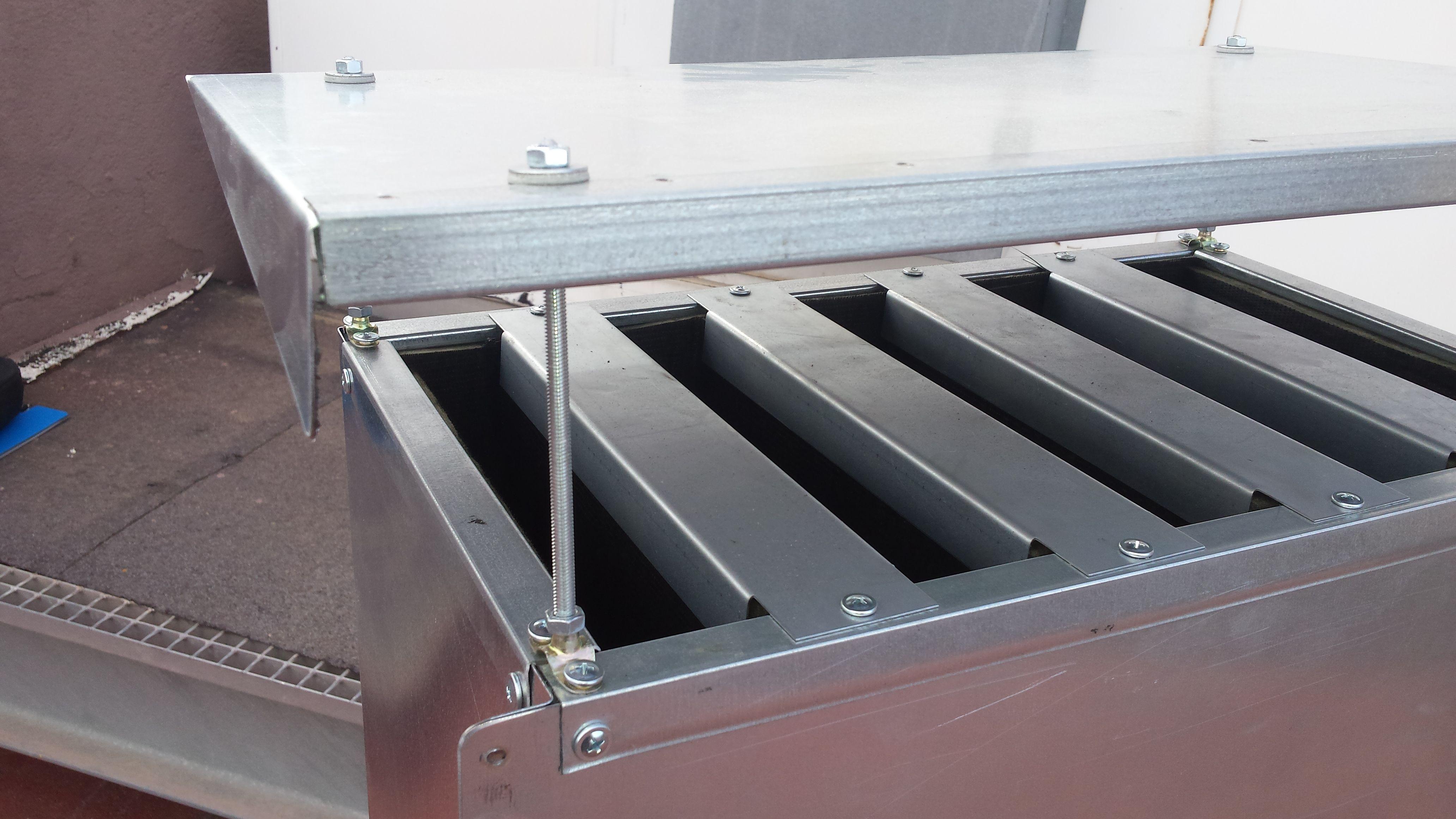 Foto 112 de Aislamientos acústicos y térmicos en Almería | Acoustic Drywall
