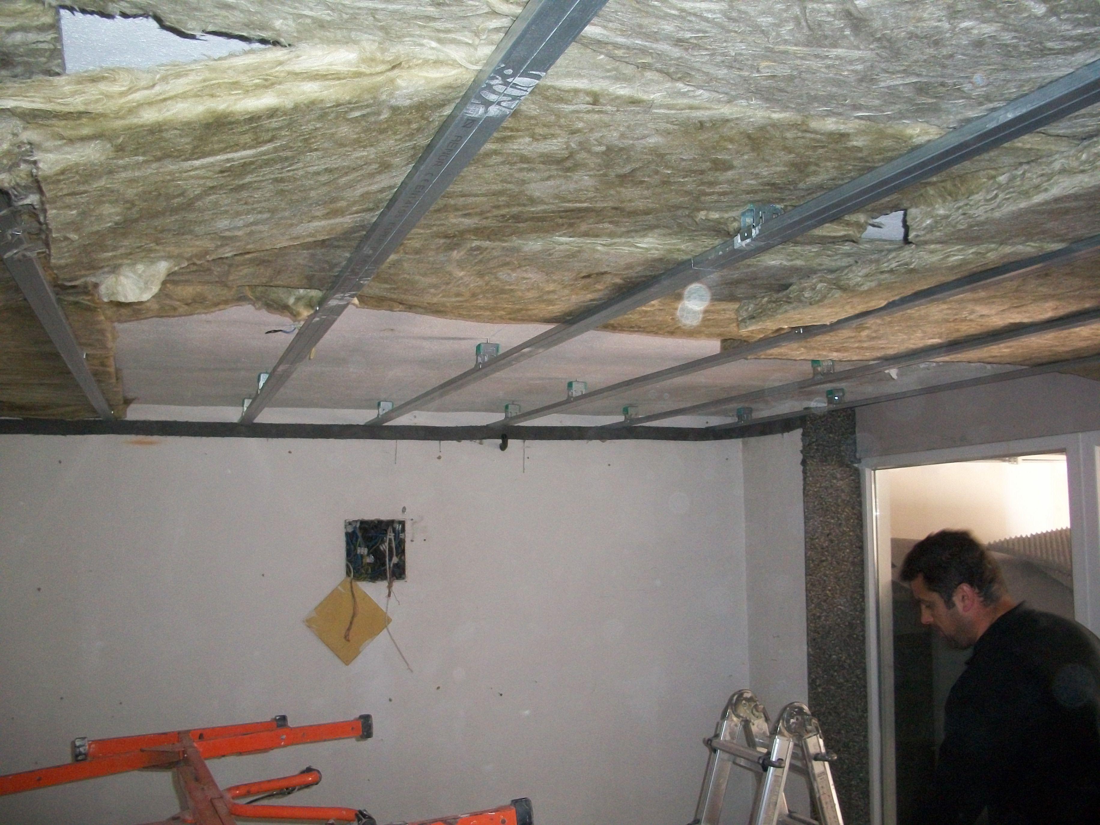 Foto 118 de Aislamientos acústicos y térmicos en Almería | Acoustic Drywall