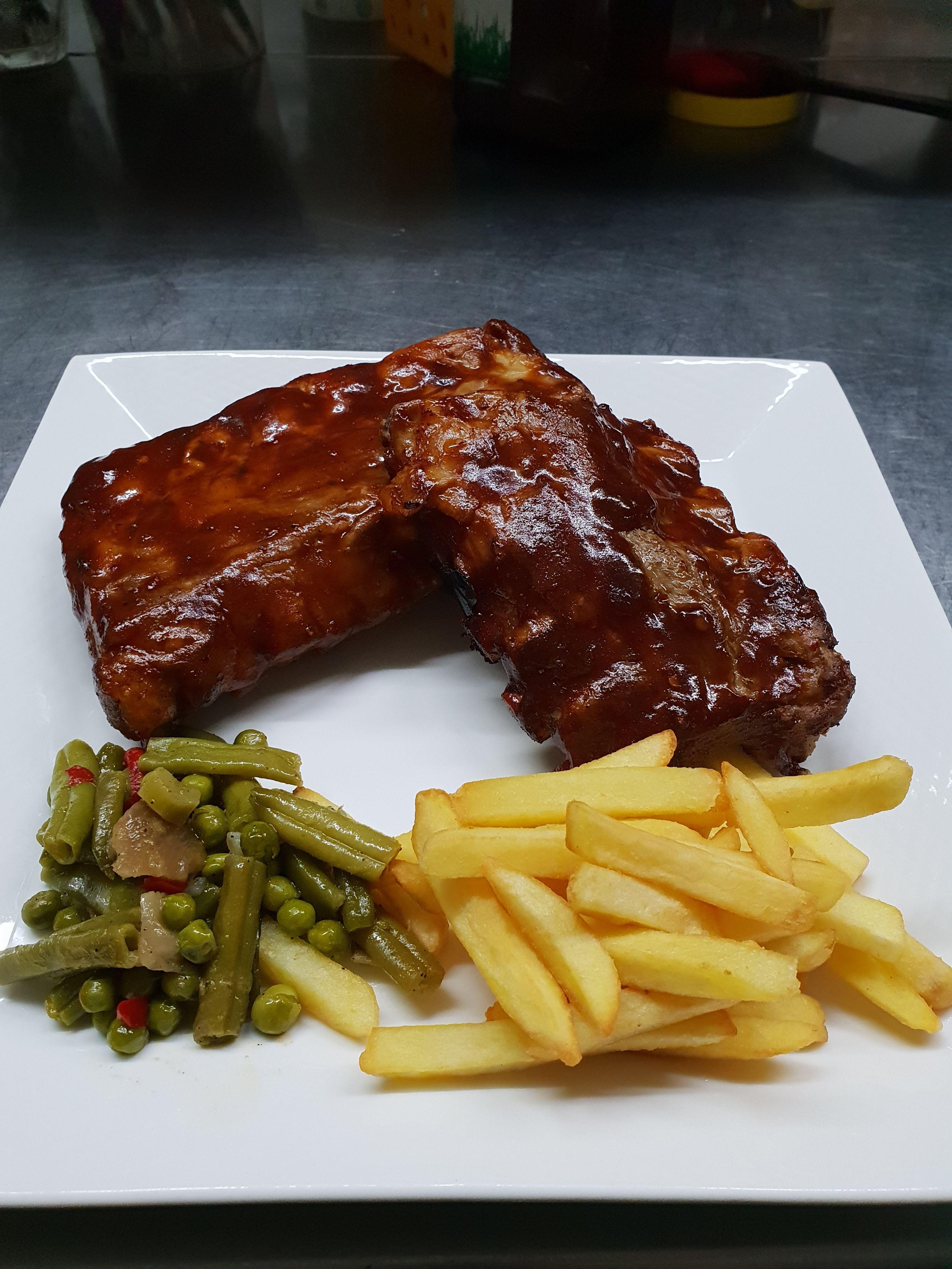 Carnes: Carta de Restaurante Casa Juanita La Fondue