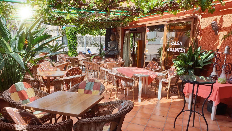 Restaurante especializado en cocina francesa