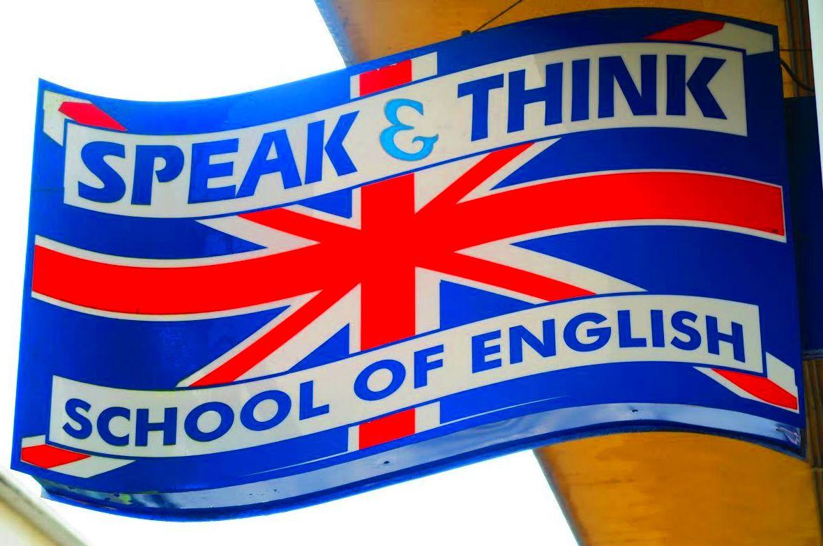 SPEAK & THINK ORDES