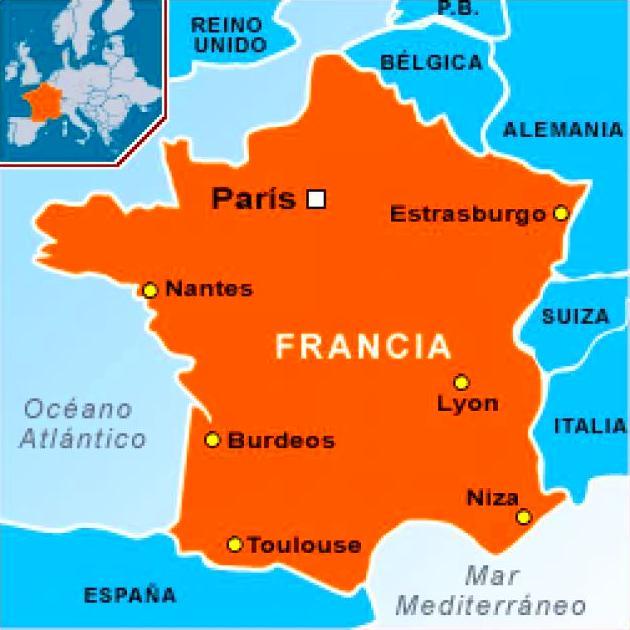 Viaje a Francia!!