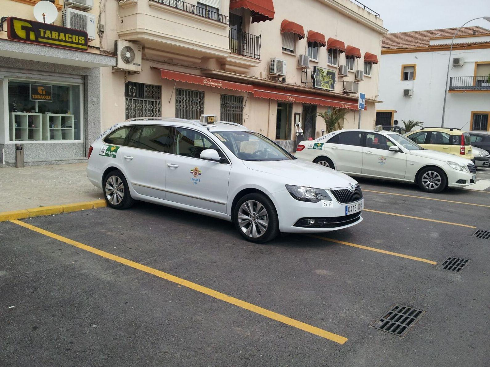 Taxi en Linares (Jaén)