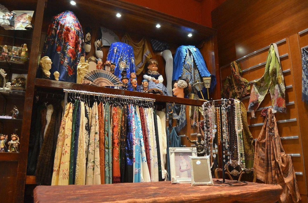 Especialistas en mantones y mantillas en Zaragoza