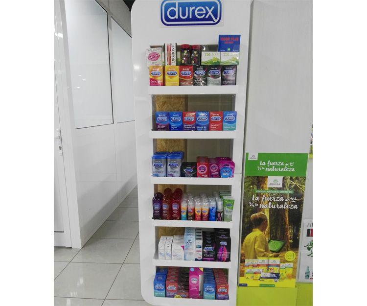 Productos Durex en San Bartolomé de Tirajana