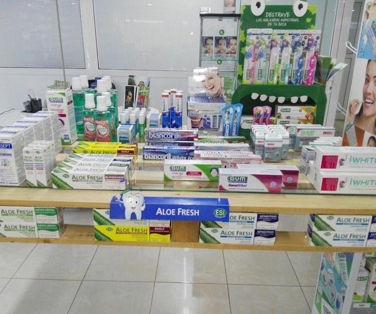 Productos de higiene dental en San Bartolomé de Tirajana