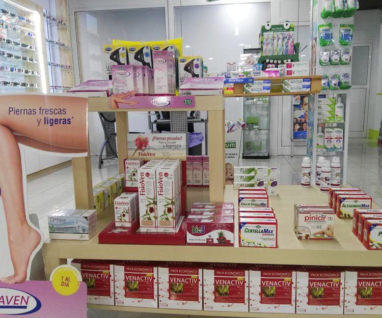 Venta de productos de parafarmacia en San Bartolomé de Tirajana