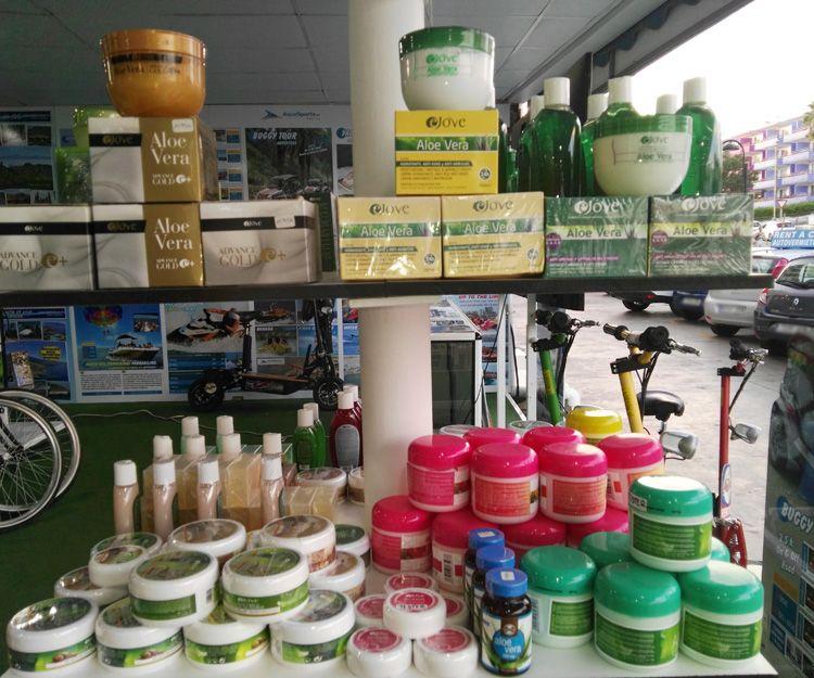 Productos de belleza en San Bartolomé de Tirajana
