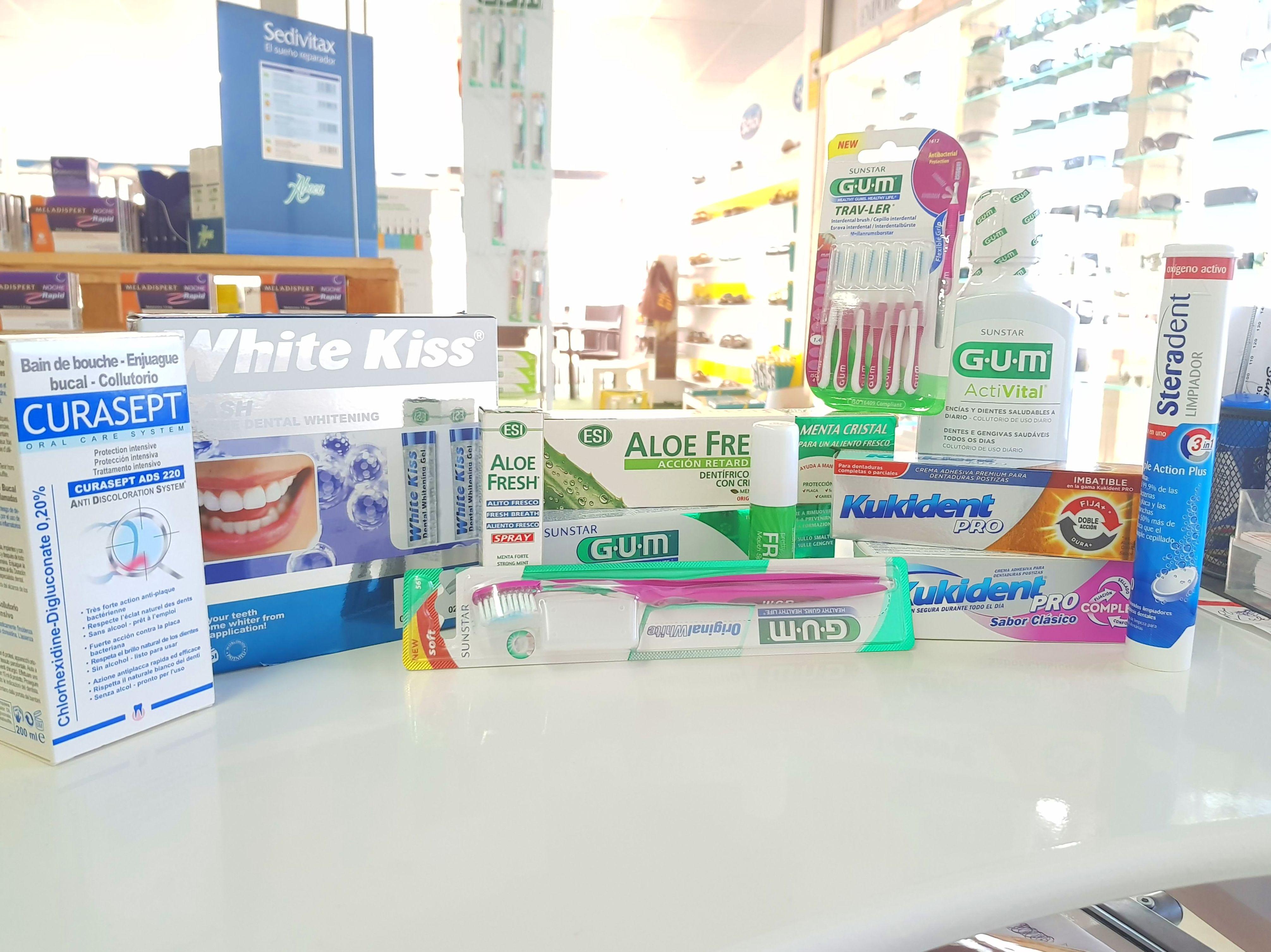 Todo para el cuidado de tus dientes