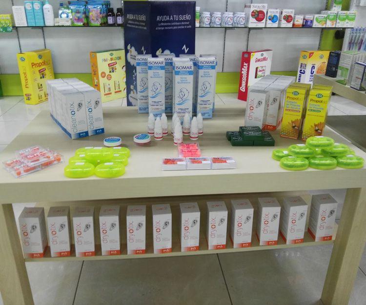Productos de parafarmacia en San Bartolomé de Tirajana