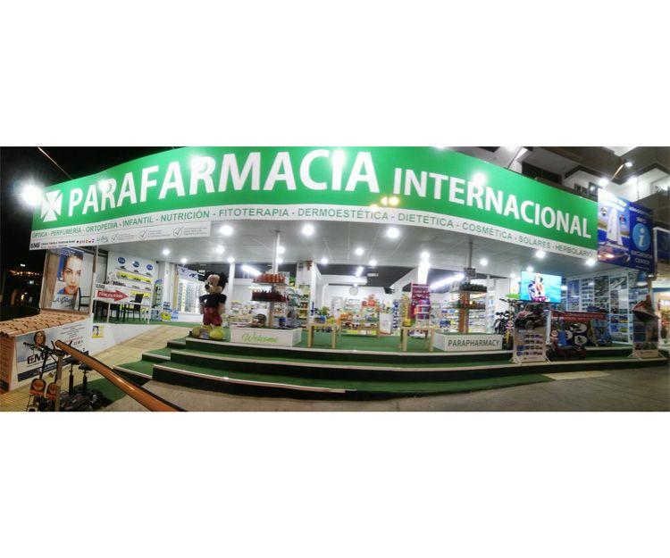 Parafarmacia internacional en San Bartolomé de Tirajana