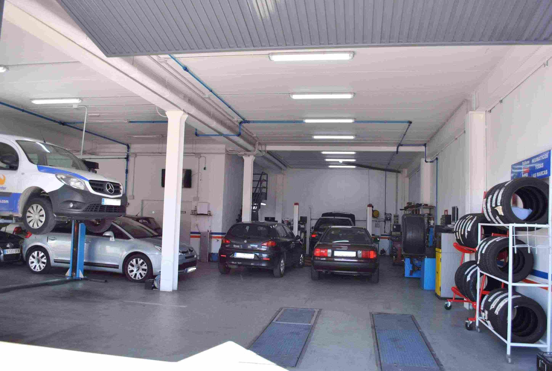 Taller de mecánica en Torrevieja