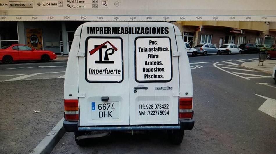 Foto 14 de Impermeabilización en  | Gran Canaria - Fuerteventura - Lanzarote