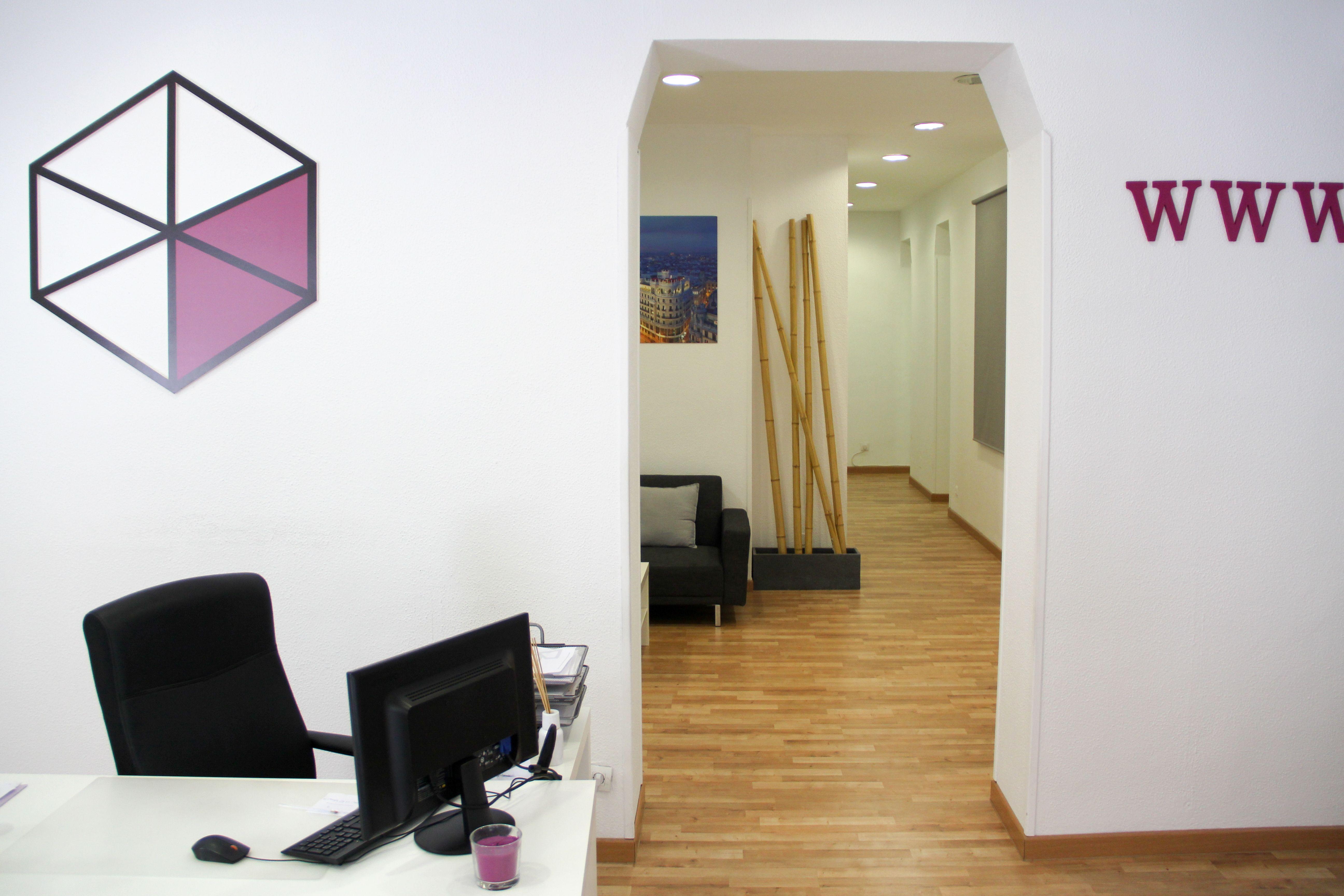 Somos una empresa con oficina en la capital