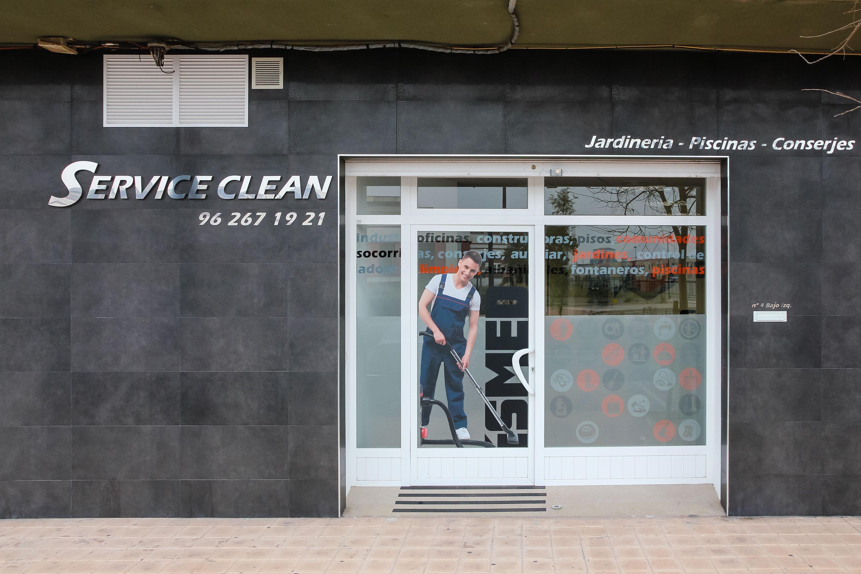 Foto 5 de Empresas de limpieza en Puerto Sagunto | Ismed Servicios Integrales