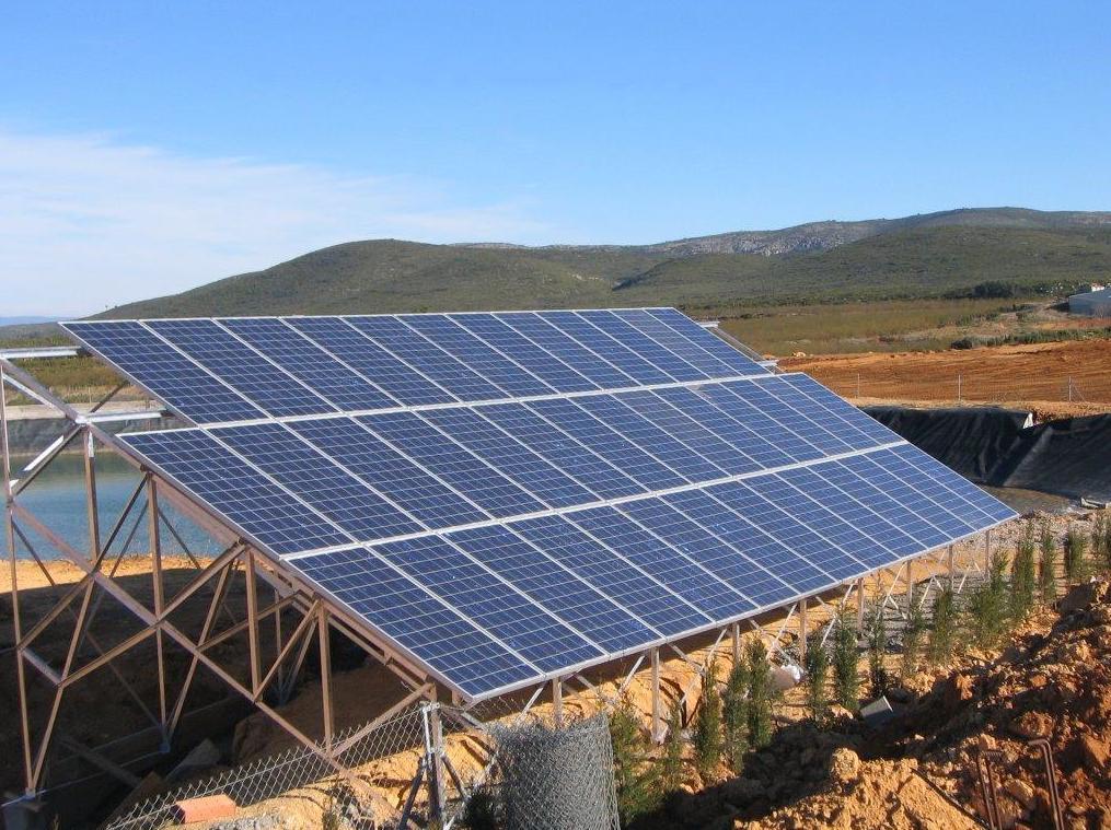 Instalaciones de paneles solares en Valencia