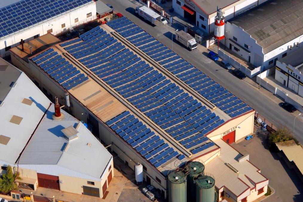 Instalaciones fotovoltaicas industriales