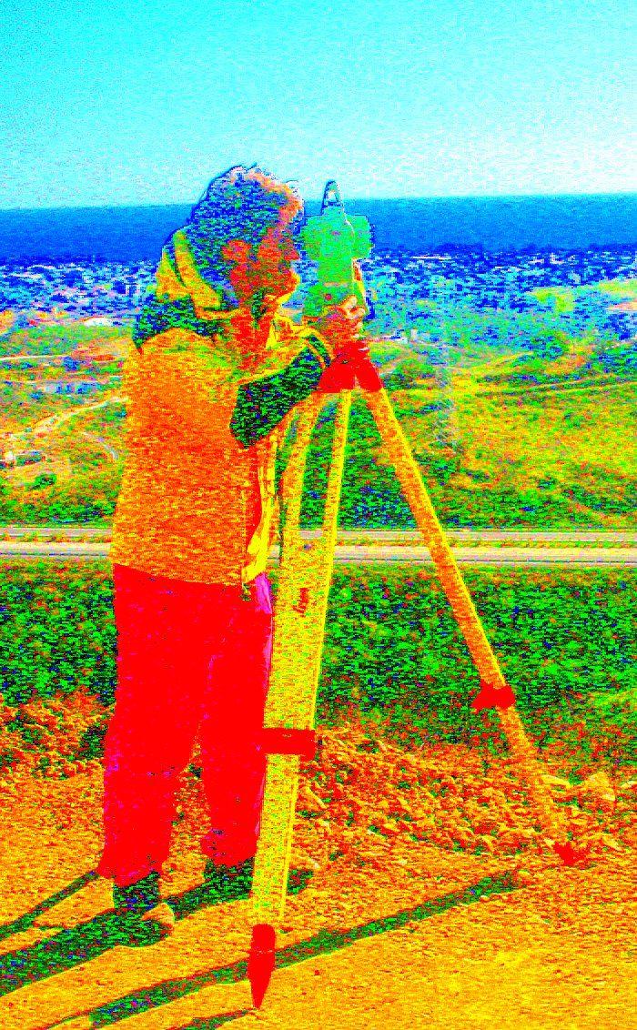 Gestión del terreno, estudio topográfico en Sevilla