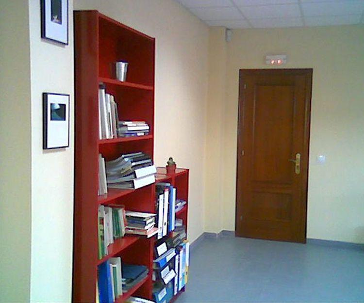 Organización de archivos en Gijón