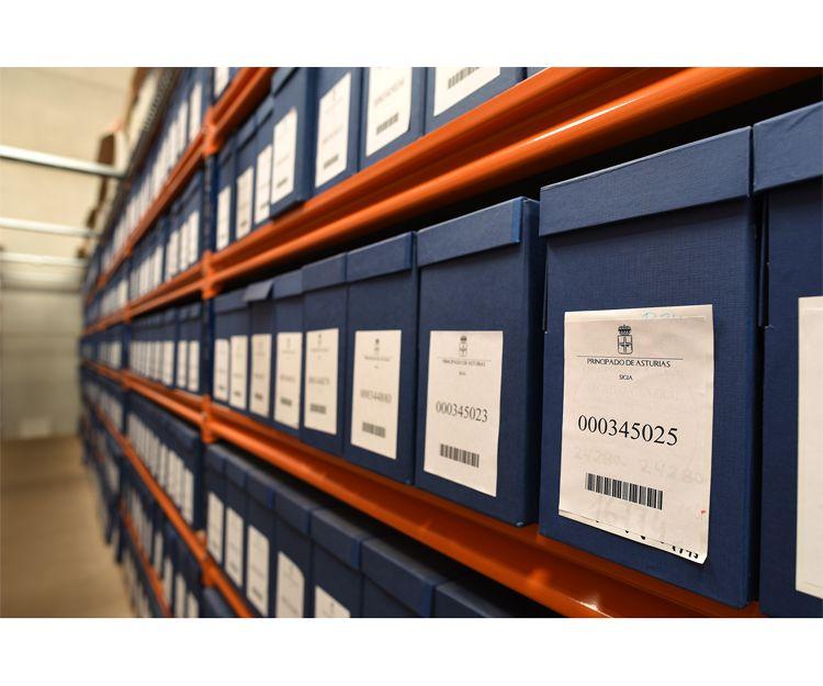 Almacenamiento de archivos en Asturias