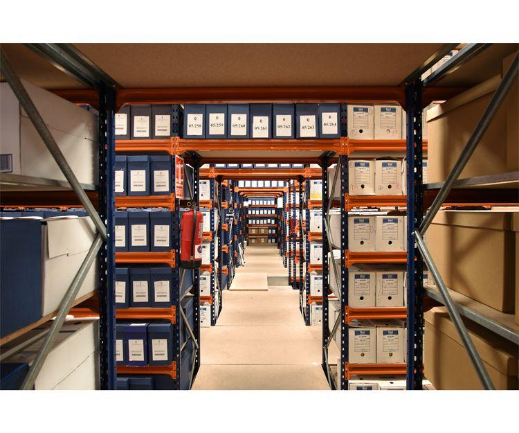 Expertos en almacenamiento de archivos en Asturias