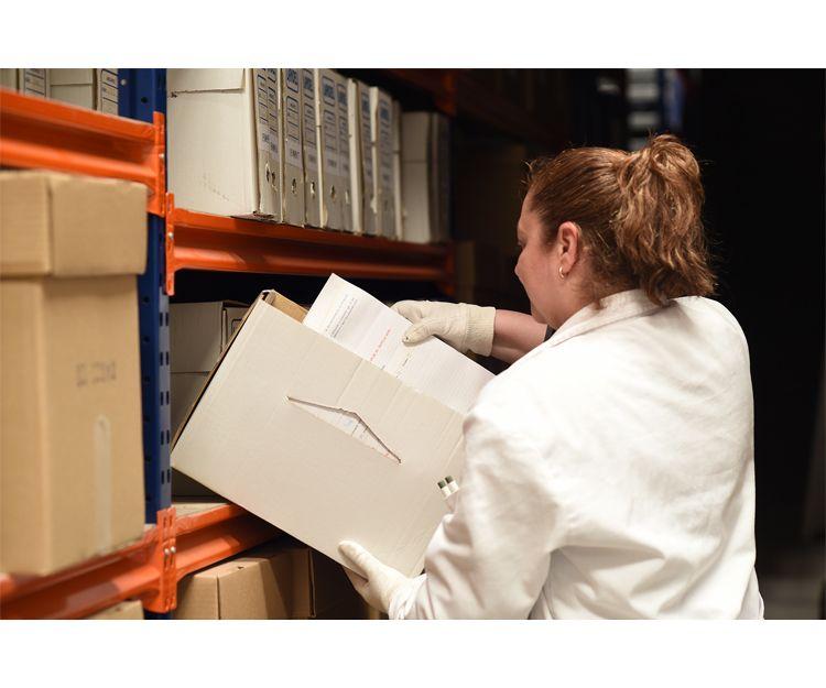 Expertos en gestión de archivos en Asturias