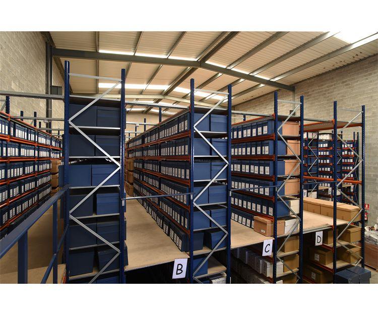 Expertos en custodia de archivos en Asturias