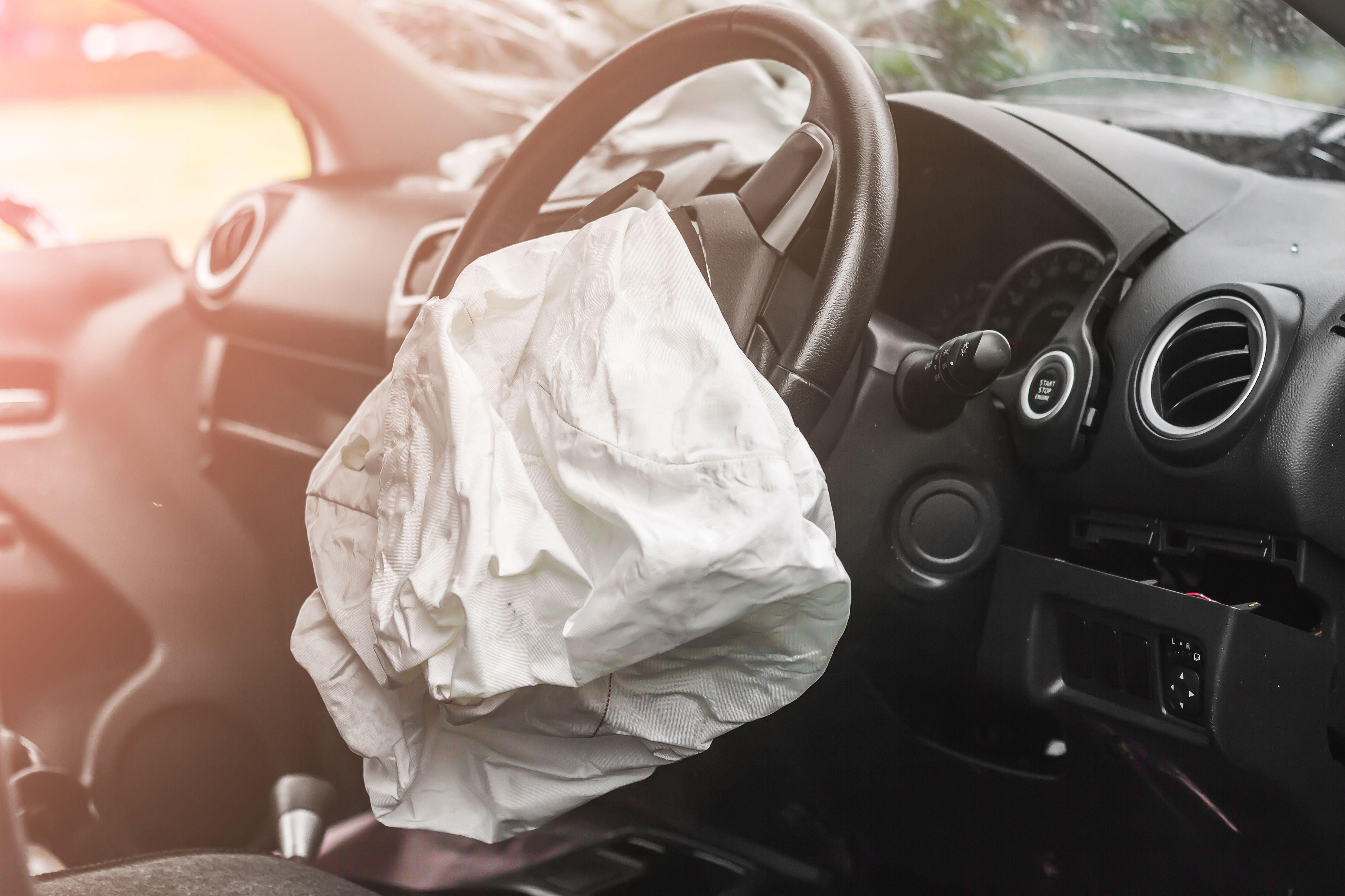 Reparación airbags: Servicios de Centralitas Periago
