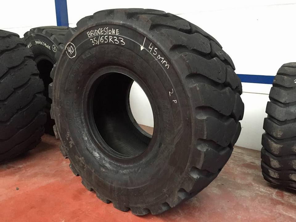 Neumáticos industriales en Salamanca