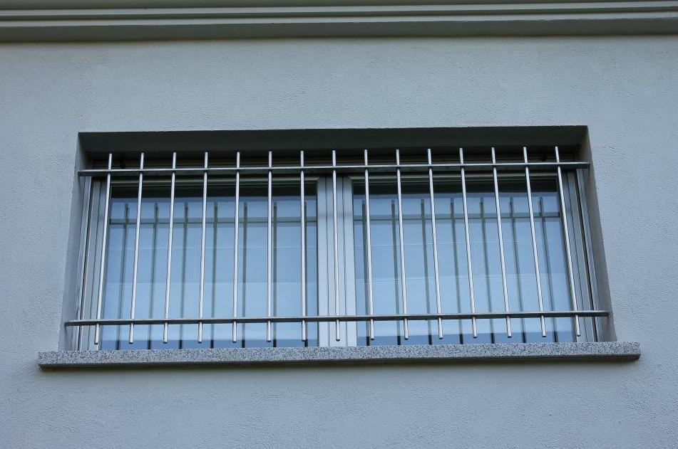 rejas de aluminio en Girona