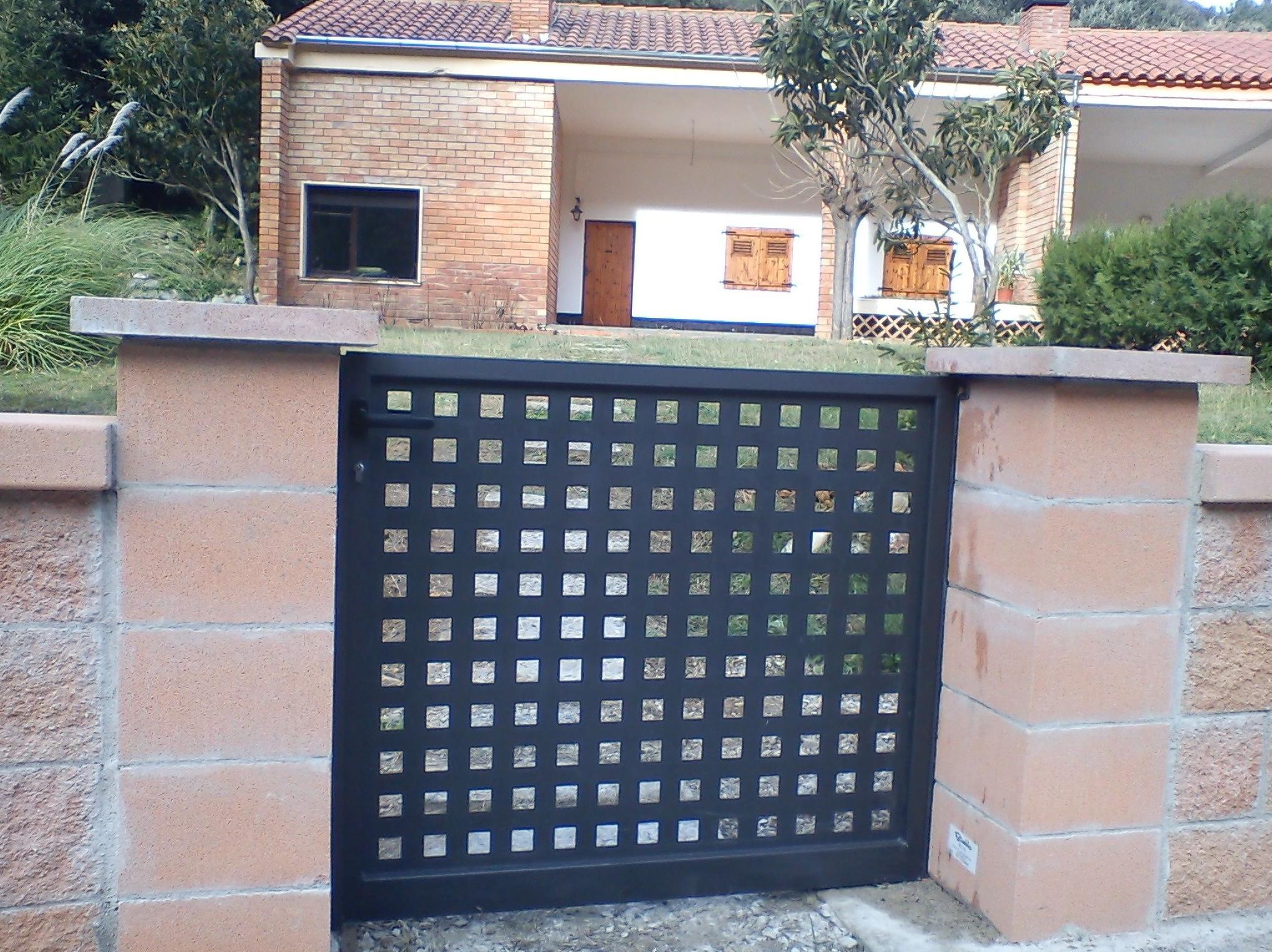 puertas de aluminio Girona