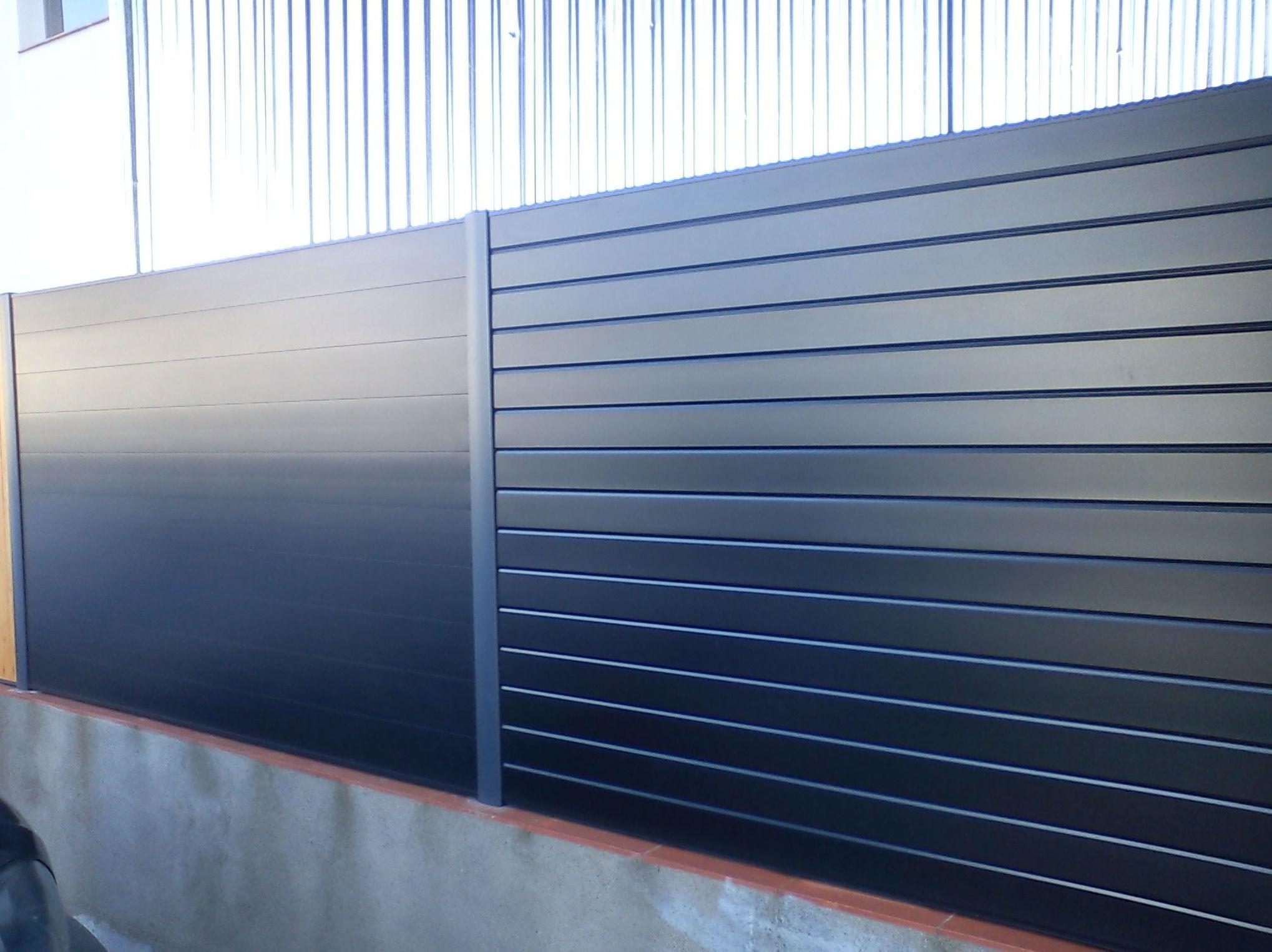 Puertas Jardin Aluminio Affordable Puerta De Jardn With Puertas  ~ Puertas Jardin Aluminio Precios