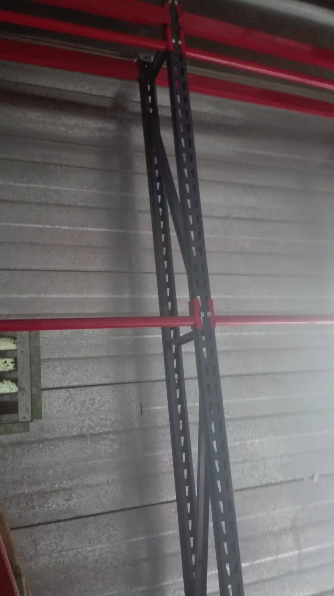 estanterías de picking o carga manual