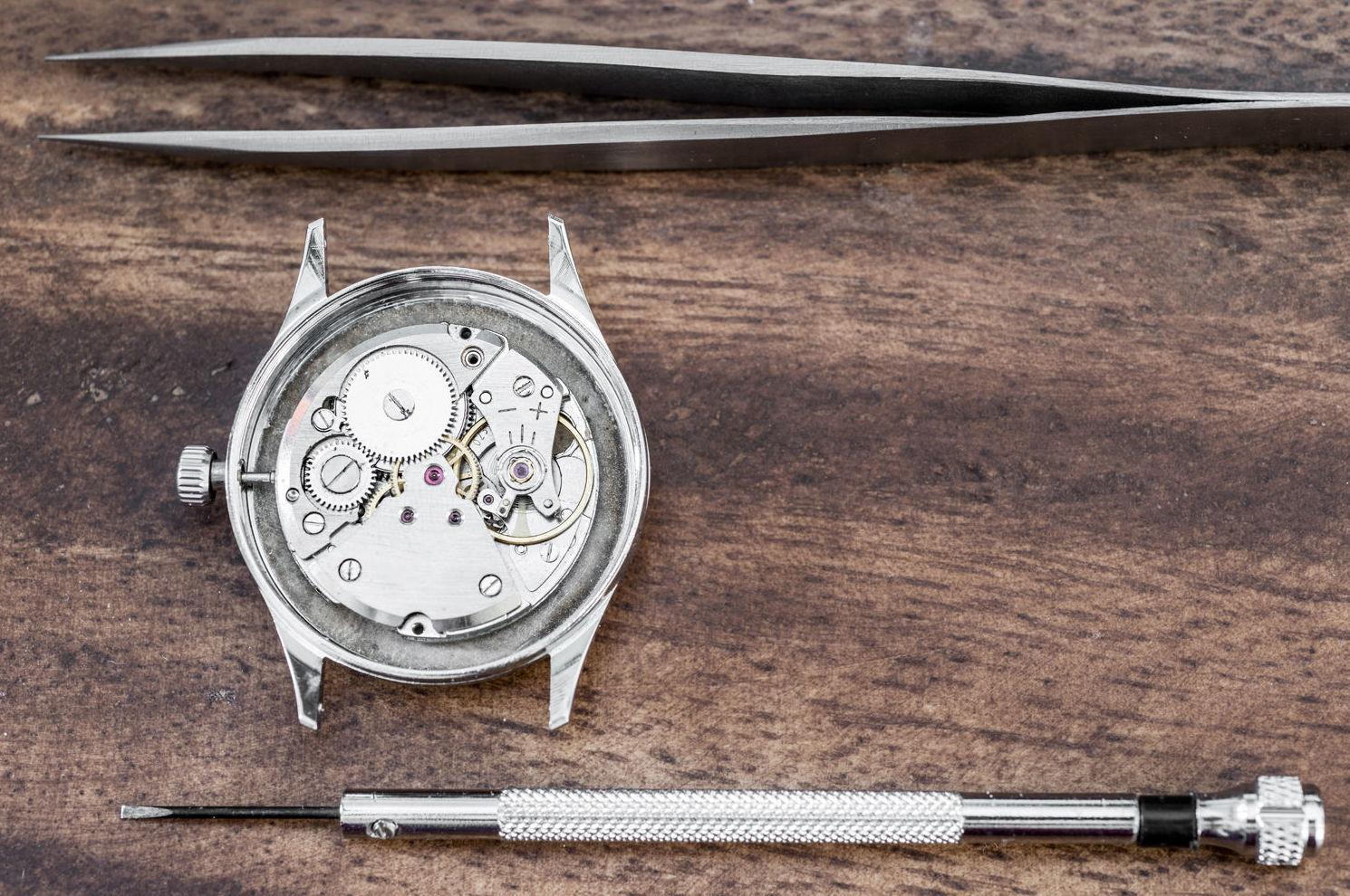 Reparación de relojes en León