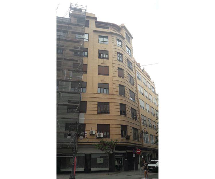 Empresa de reformas de fachadas en Valencia