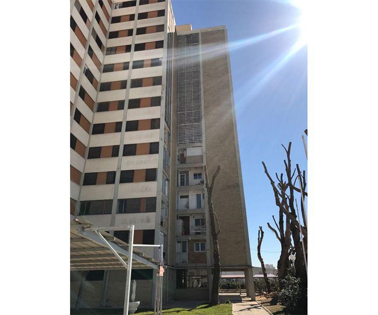 Empresa de rehablilitación de fachadas en Valencia
