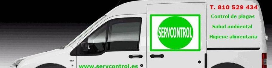 Fumigaciones: Servicios de Servcontrol
