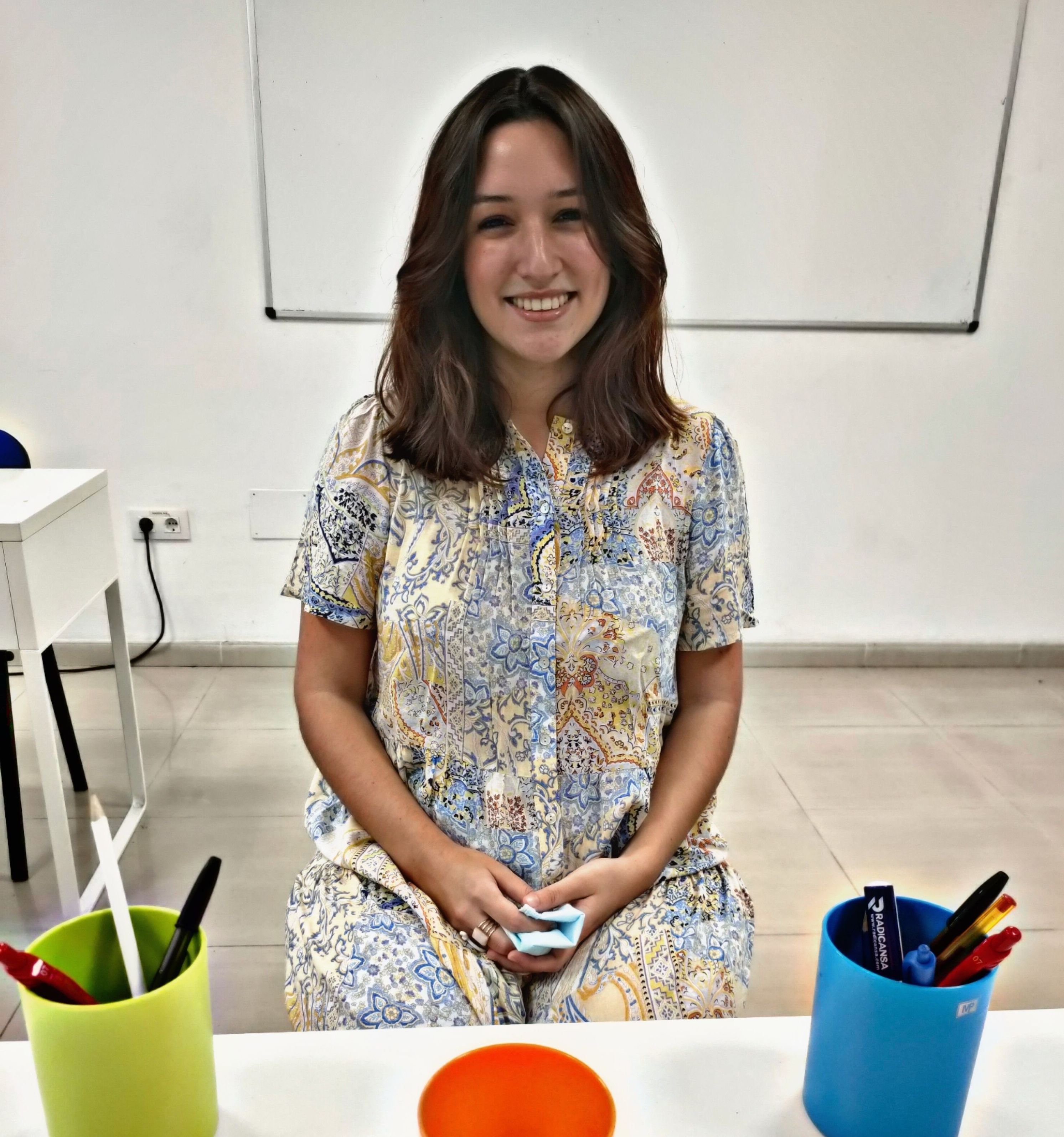 Nuestro equipo: ANNIA MORA