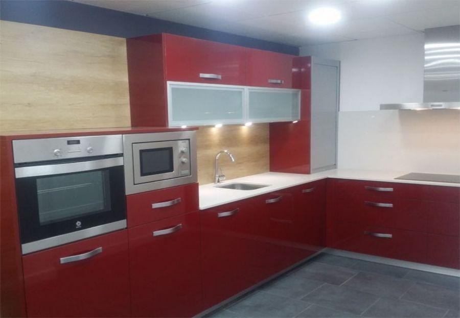 Muebles de cocina de dise o en madrid centro de dise o y baratos - Muebles diseno baratos ...