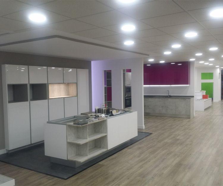Empresa de distribución y montaje de muebles de cocina en Madrid