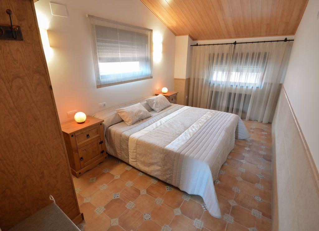 Habitación del apartamento Peña Blanca