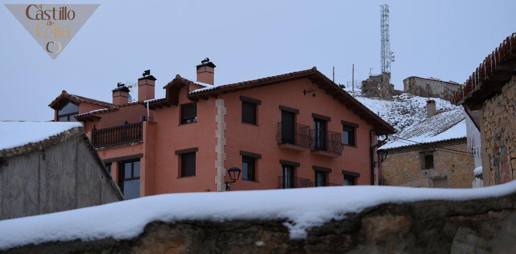 Alojamiento rural en Cubla (Teruel)