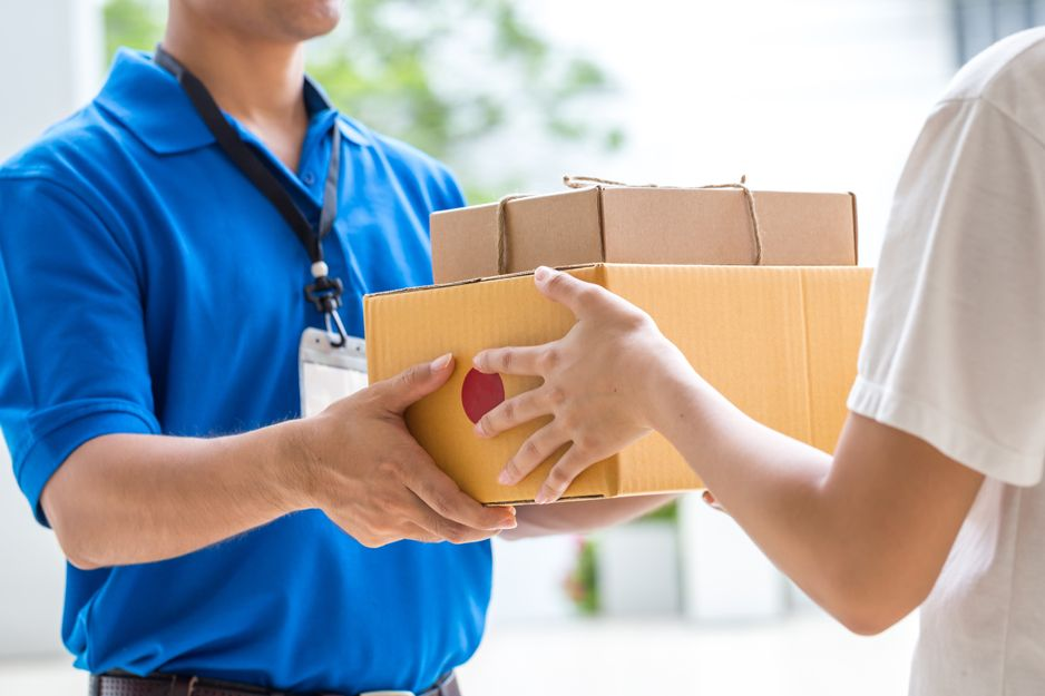Servicio de paquetería en Zaragoza