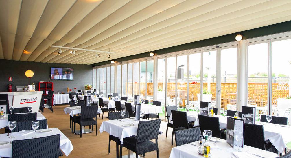 Foto 29 de Restaurantes en Rivas Vaciamadrid | Restaurante Somallao Sercotel Rivas