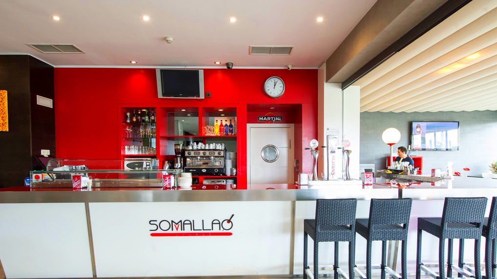 Foto 30 de Restaurantes en Rivas Vaciamadrid | Restaurante Somallao Sercotel Rivas